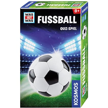 Kosmos 699734 Quiz Fussball