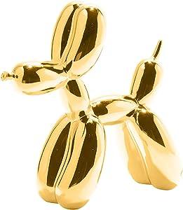 Balloon Dog - Small - Gold