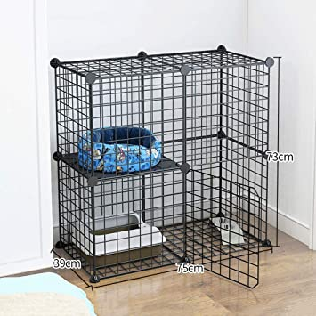 Amazon Com Aa Gwcwwwl Comfortable Ferret Cage Small Animals