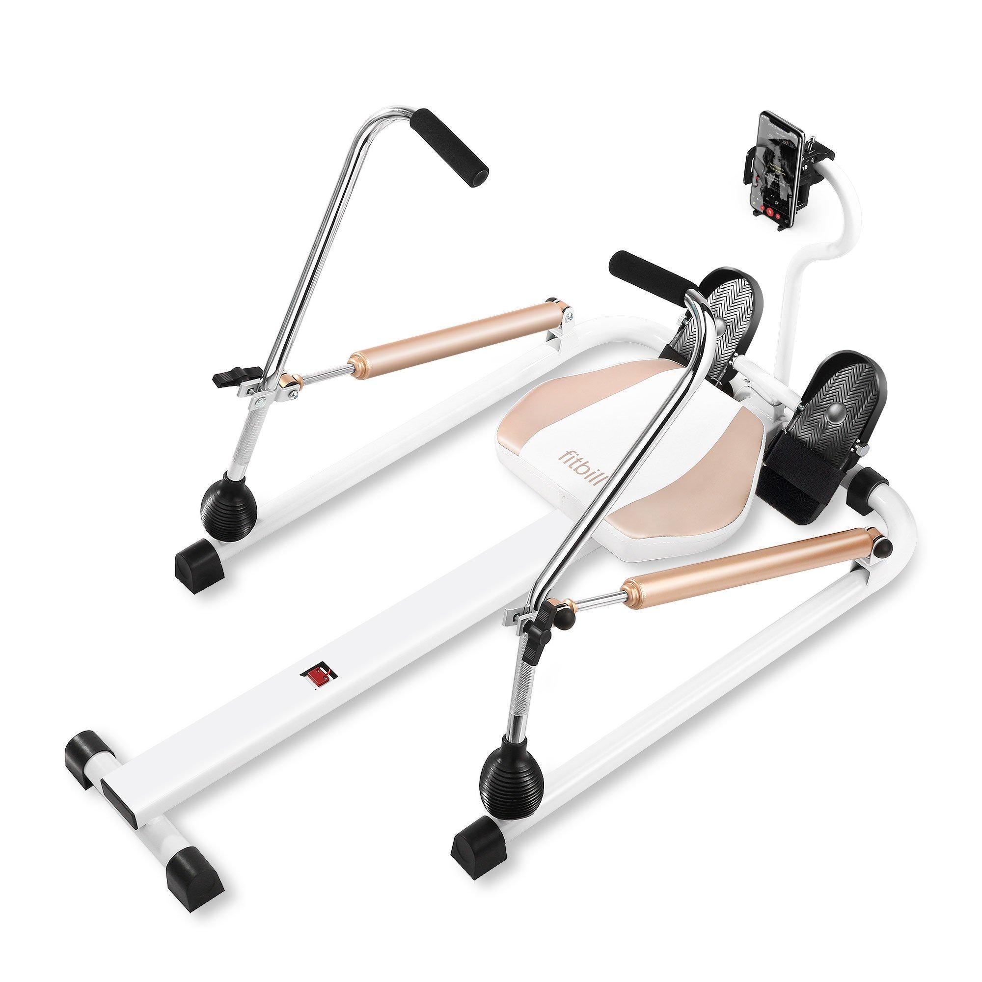 fitbill f.Row Smart Rowing Machine w/ Free Workout App