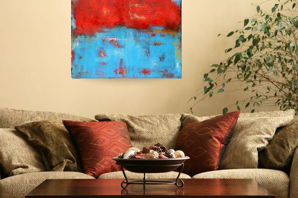 Amazon.com: Wall Art Print entitled Firefly by ERIN ASHLEY | 37 x 36 ...