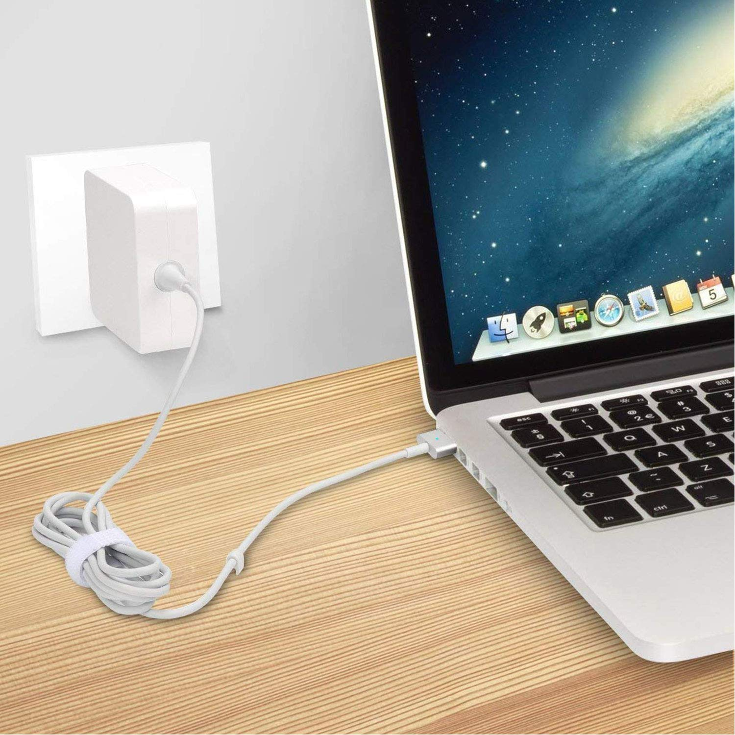 TrophyRak for MacBook Air Charger 45W MagSafe 2 T-Tip Adapter Charger for MacBook Air 11-inch and 13-inch After Mid 2012 by TrophyRak (Image #8)