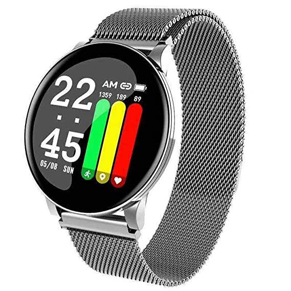 Relojes Inteligentes Android Smart Watch Men Water of Weather ...