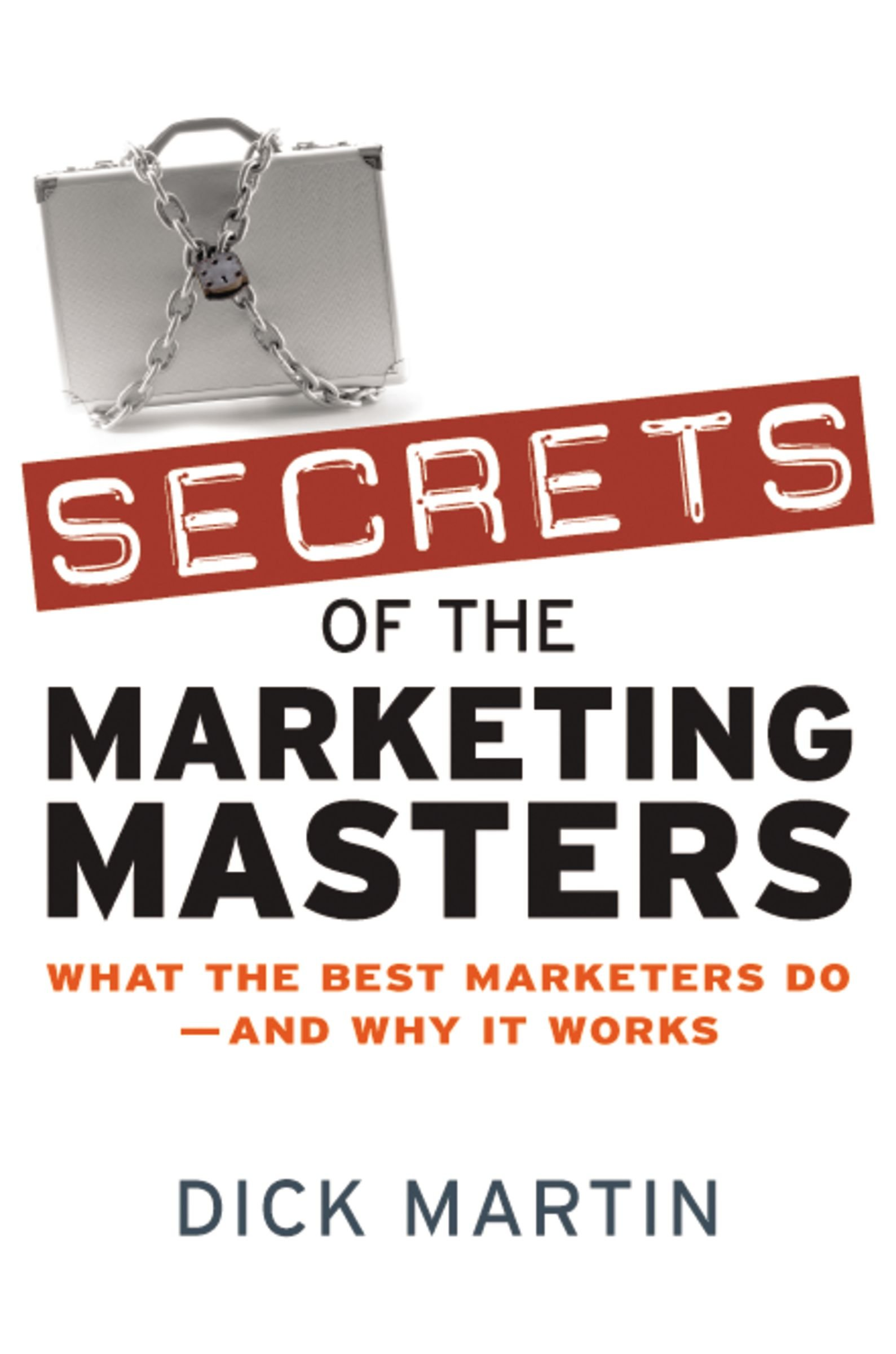 Secrets of marketers 84