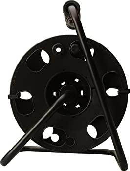Woods 22849 Metal Extension Cord Reel Stand
