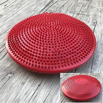 Amazon.com: 33Cm Balanced Yoga Mat Double Massage Pad ...