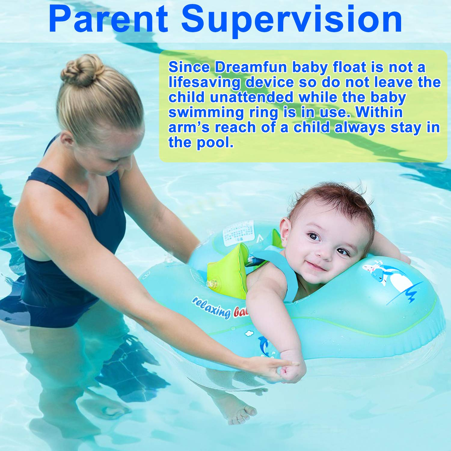 Top 9 Best Swim Floaties for Toddlers Reviews in 2020 8