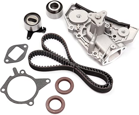 Amazon Com Htd Gates Timing Belt Kit Water Oil Pump For 06 11