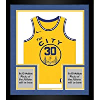 $999 » Framed Stephen Curry Golden State Warriors Autographed Gold Nike 2019-20 City Swingman Jersey - Autographed NBA Jerseys