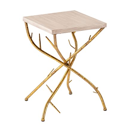 SEI Nymeria Branch Accent Table