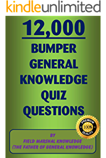 1500 general knowledge quiz questions and answers ebook terry dolan 12000 bumper general knowledge quiz questions by field marshal knowledge the father of fandeluxe Gallery