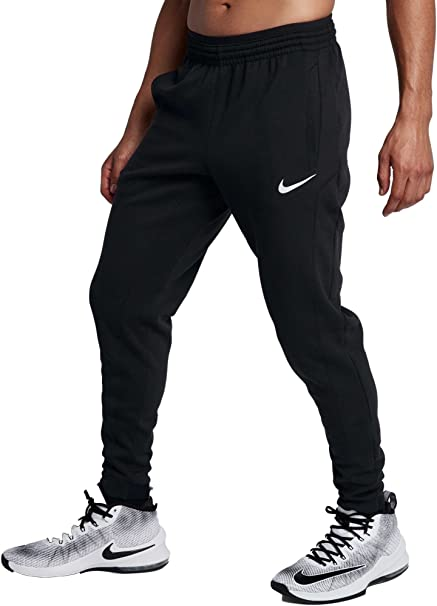 6414c49231e5 Image Unavailable. Image not available for. Color  Nike Men s Dry Showtime Basketball  Pants (Black ...
