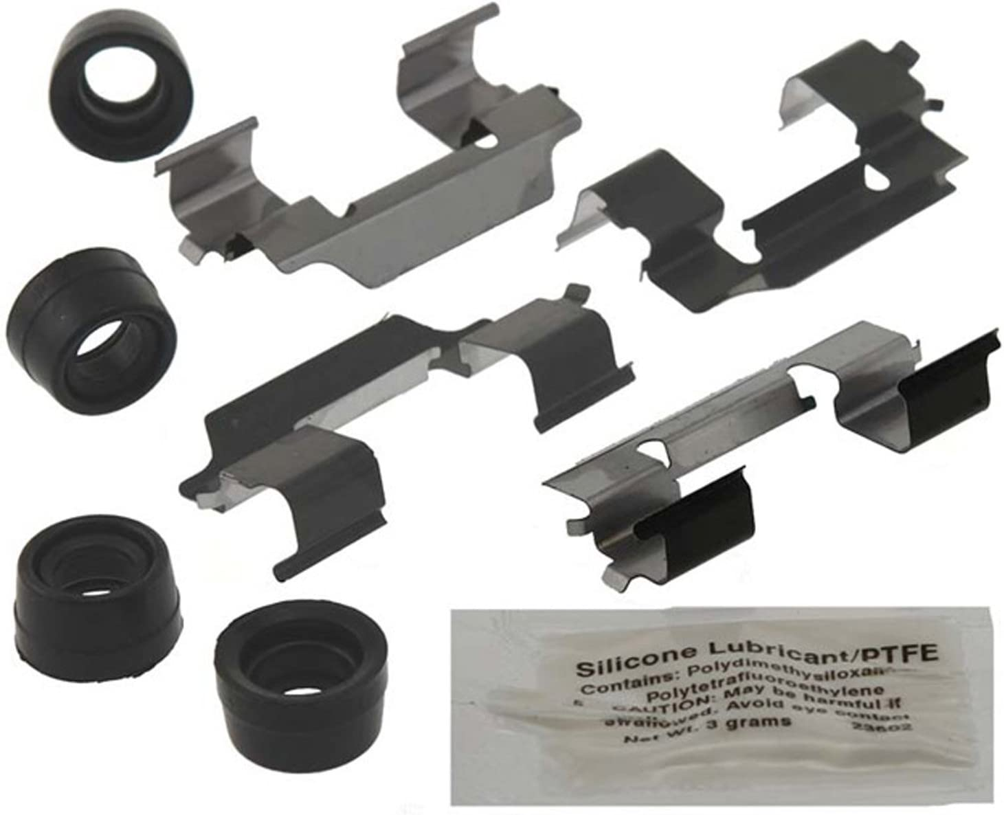 ACDelco 18K265X Professional Front Disc Brake Caliper Hardware Kit