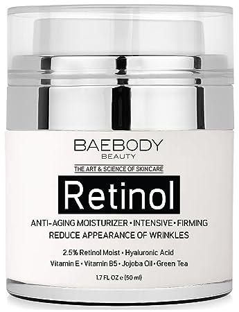 Image result for Baebody Retinol Moisturizer Cream