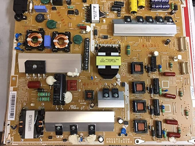 Samsung BN44-00428A - Placa de Fuente de alimentación para UN55D6400FXZA versión H301: Amazon.es: Electrónica