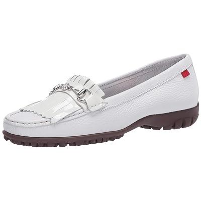 MARC JOSEPH NEW YORK Women's Leather Made in Brazil Lexington Golf Shoe | Golf