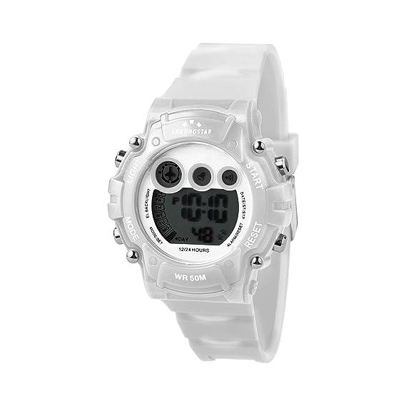 CHRONOSTAR Reloj Mujer de Digital con Correa en Plástico R3751277501