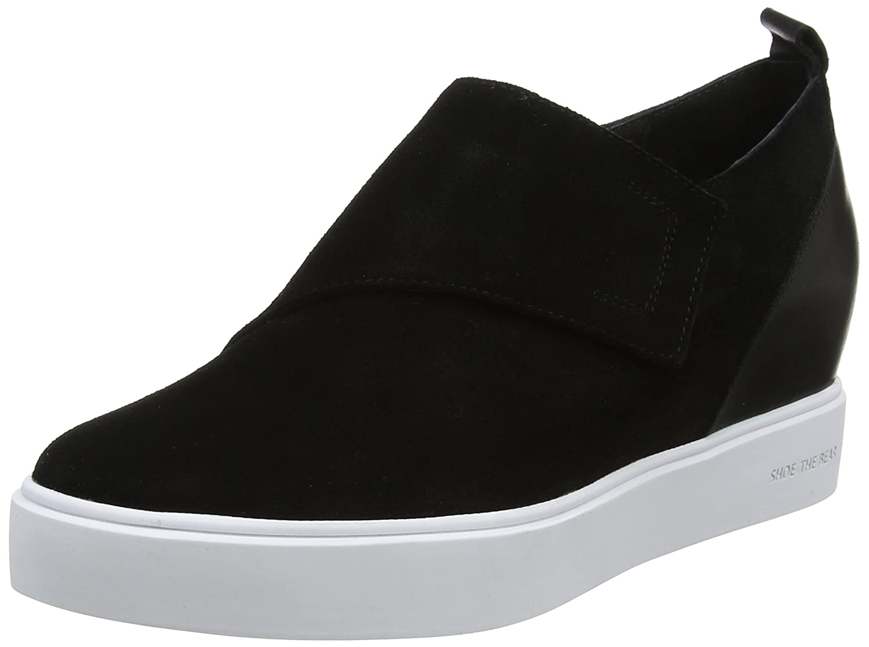Schuhe Damen The Bear Damen Schuhe Lisa S Slip On Sneaker Schwarz (schwarz 110) a40259