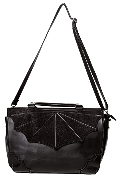 Amazon.com: Prohibido fangbanger alternativa Bat Black Widow ...