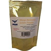 Mango Flavoured Gelatin Powder 100gm