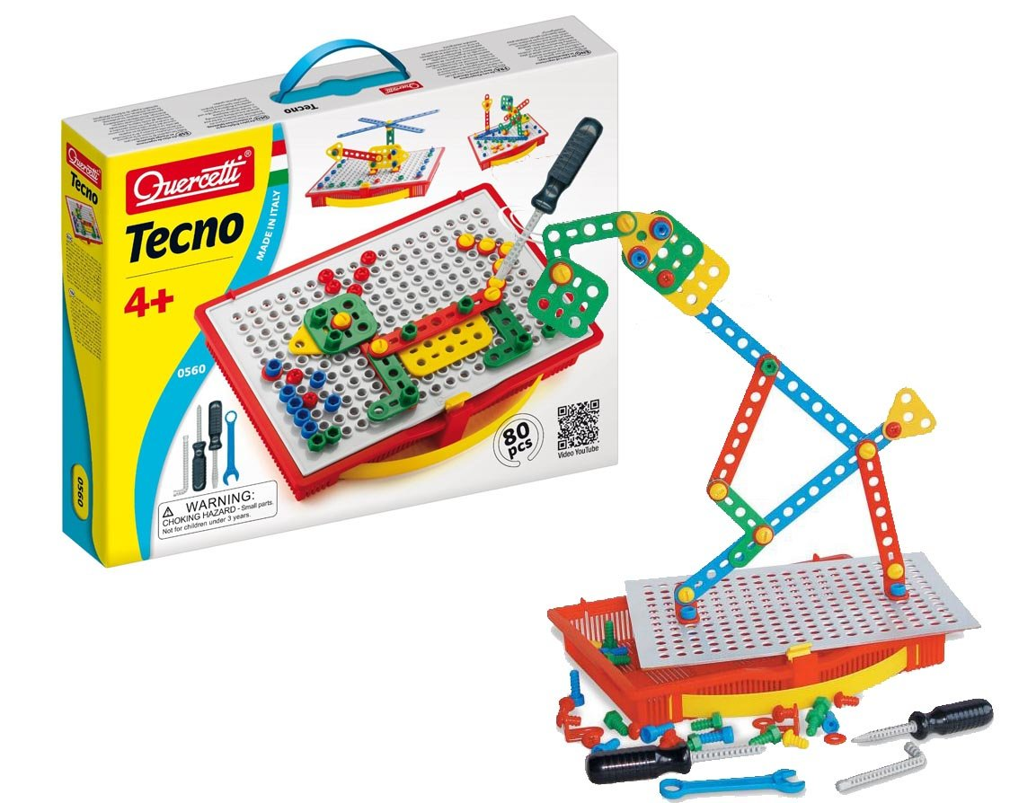 Quercetti Tecno Building Toy