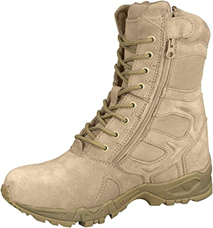 New Outdoor Men/'s Army Forced Entry Tactical Shoes Walking Duty Military Boots