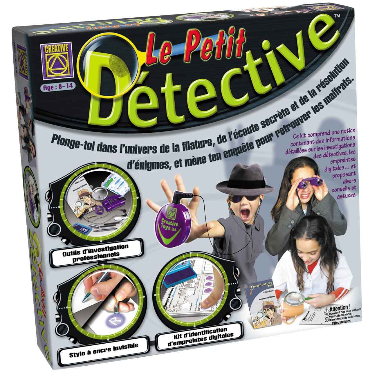 Active Detective A.B.Gee 3445466 Arts_and_Crafts Role Play