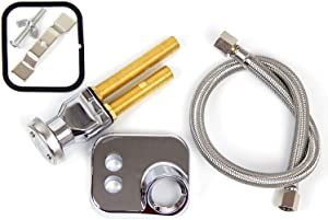 Vacuum Breaker for Shampoo Bowl Salon Use Complete Kit New!!!