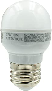 Supplying Demand 4396822 W11216993 Refrigerator Light Bulb Compatible With Whirlpool