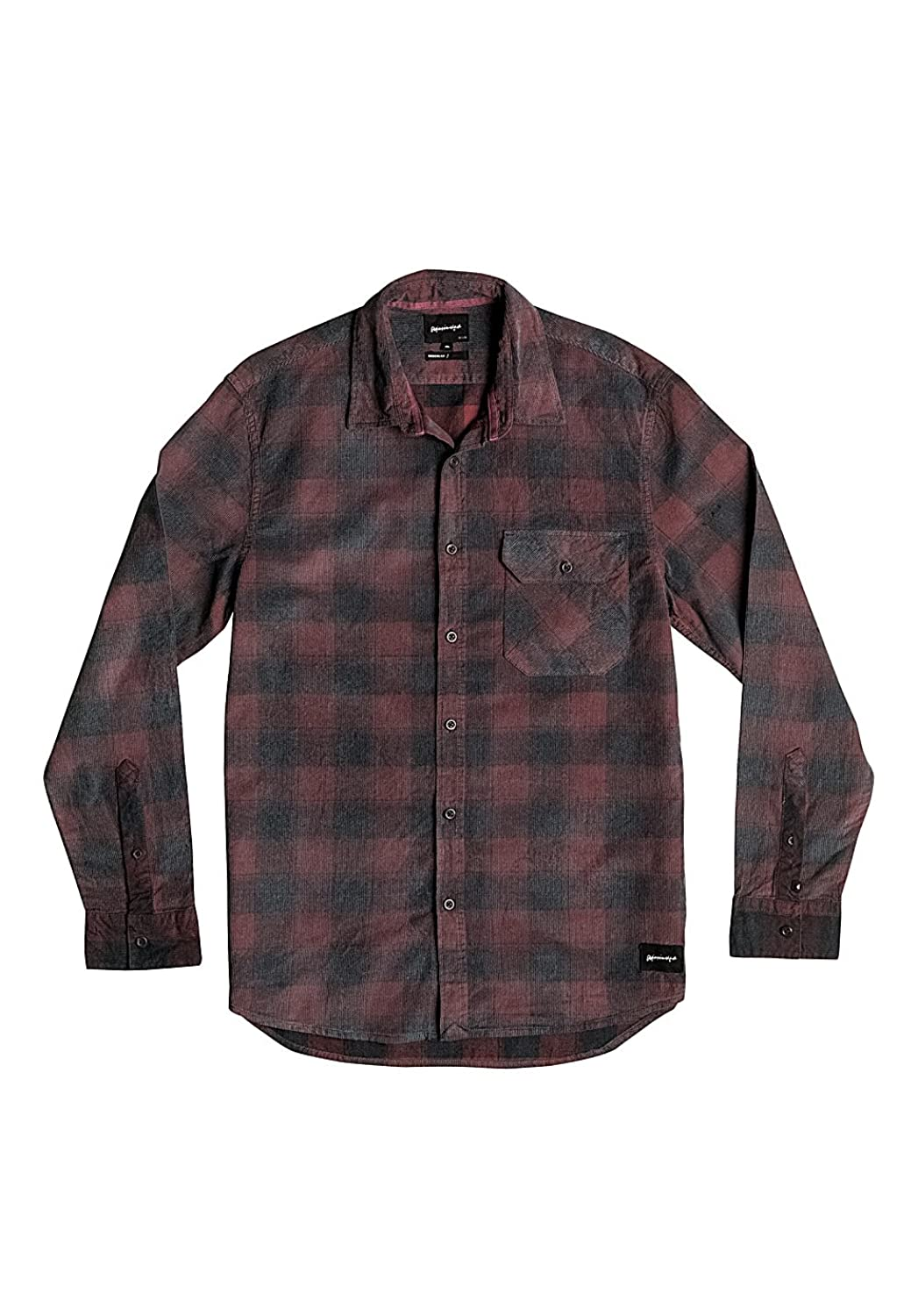 Herren Hemd lang Quiksilver Loading Up Shirt LS