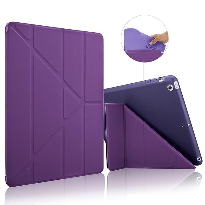 1 opinioni per Custodia per iPad Air di supporto antiurto protezione morbido silicone TPU