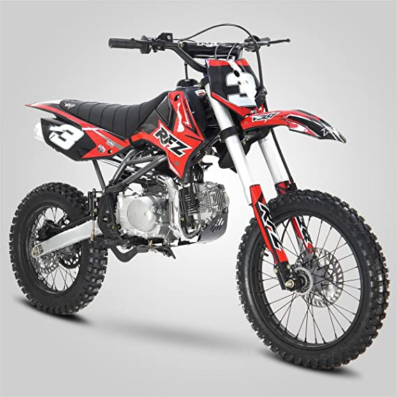 Pit Bike RFz Apollo Expert 150 cc 14/17 – 2018: Amazon.es: Coche y moto