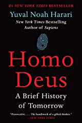 Homo Deus: A Brief History of Tomorrow Kindle Edition
