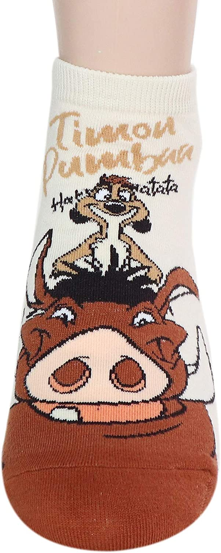 Socksense Animation Character Cartoon Series Womens Original Socks