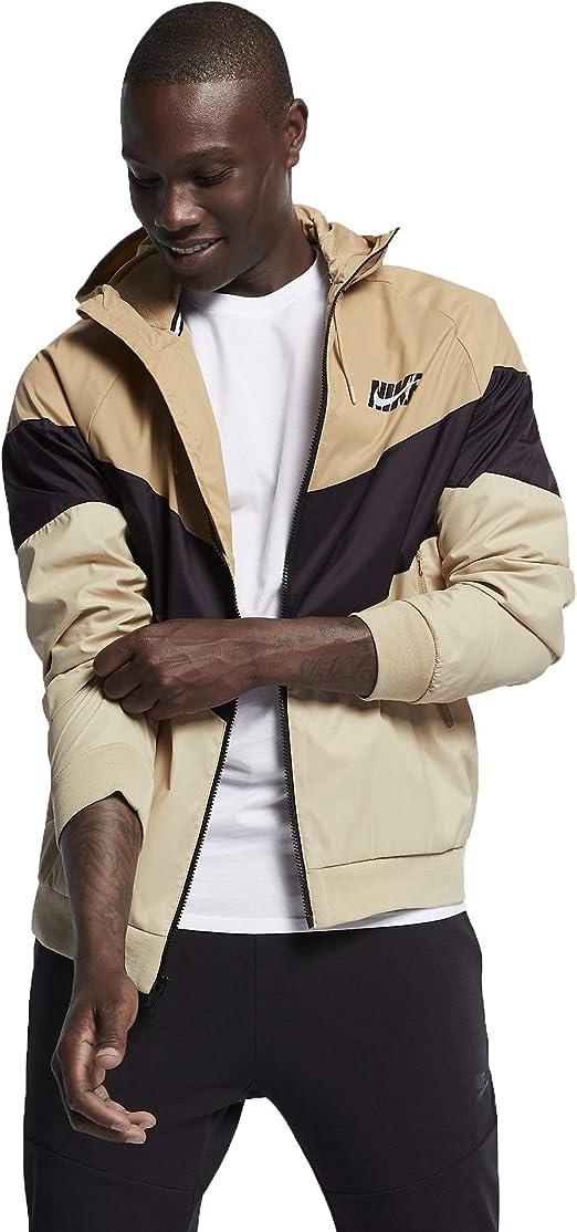 Nike Men's Sportswear Windrunner Jacket Black AJ1396 010
