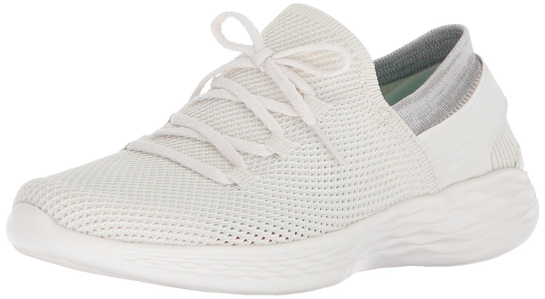 Skechers Women's You-14960 Sneaker B071K7PMWH 5.5 B(M) US|White