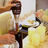 EVERTOP Electric Red & White Wine Aerator Decanter Wine Dispenser, Wine Gifts, Wine Accessories