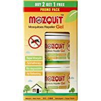 Mozquit Mosquito Repeller Gel Promo Pack