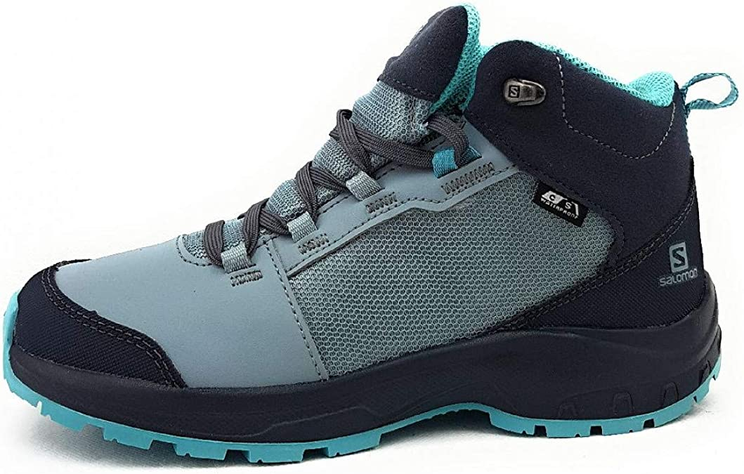 Botas de Hiking Unisex ni/ños SALOMON Shoes Outward CSWP