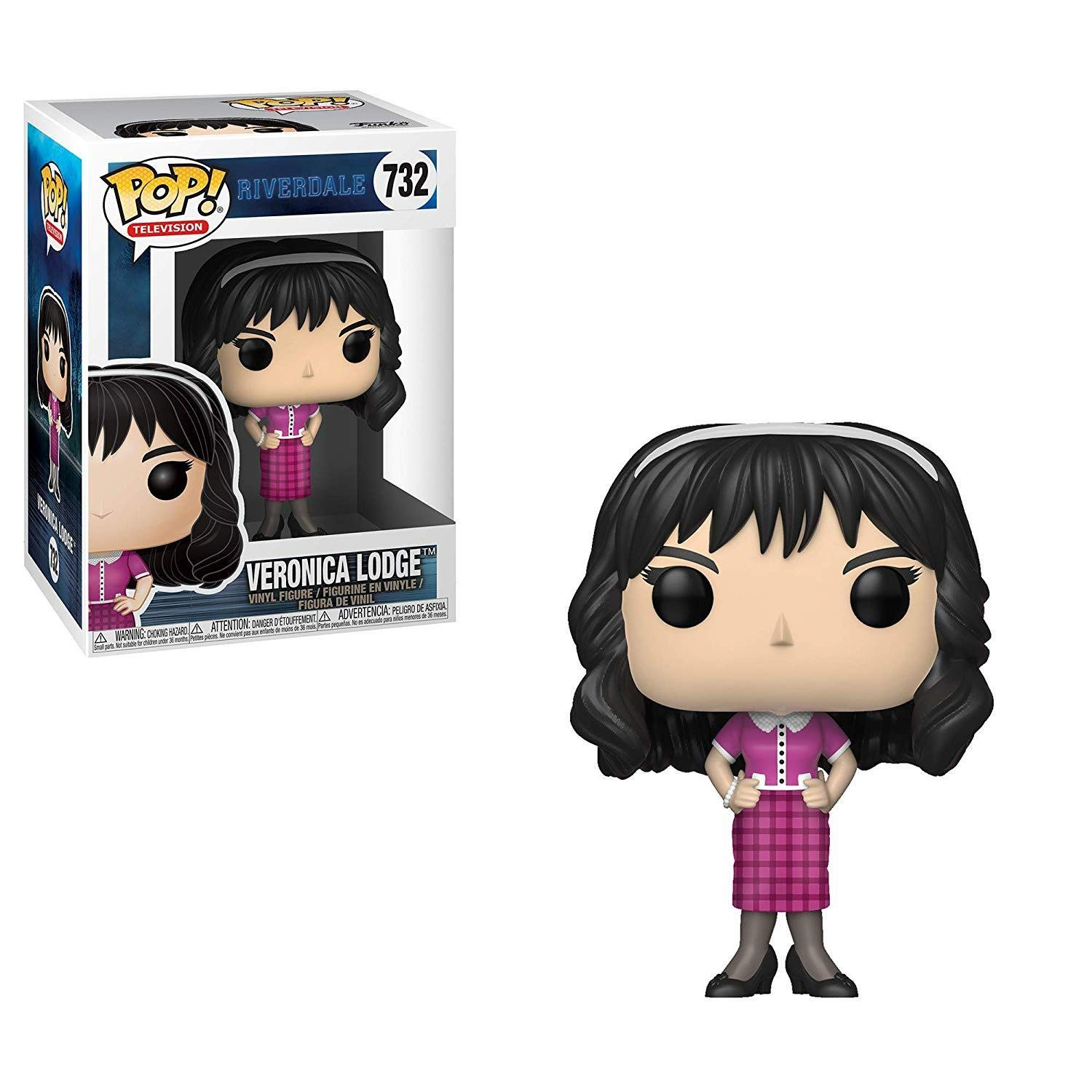 Funko Pop Television: Riverdale - Dream Sequence - Veronica Collectible Figure, Multicolor