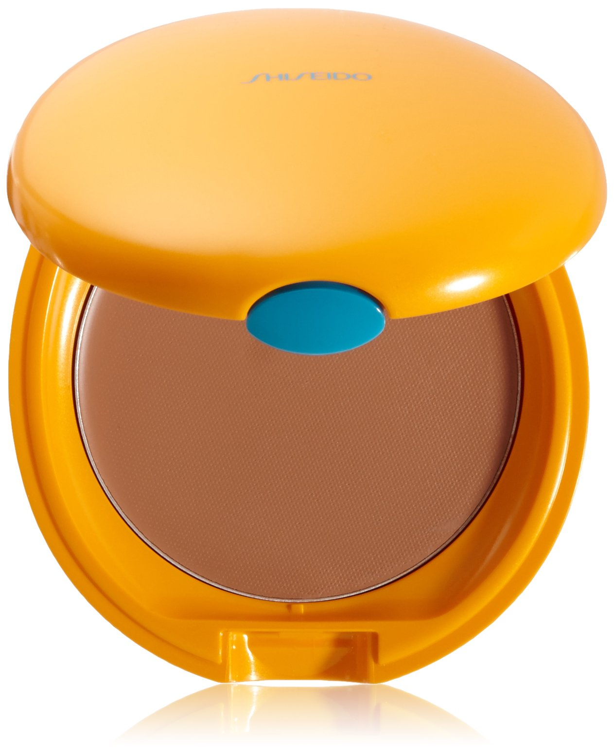 Shiseido Tanning Compact SPF 6 Foundation for Women, Honey, 1.8 Ounce