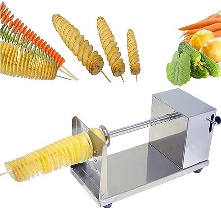 Obller Stainless Steel Twister Potato Spiral Cutter