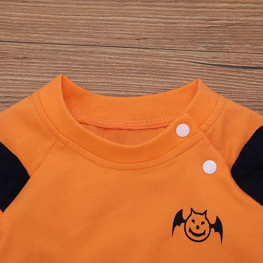 Jumpsuit Nouveau n/ée Ensemble B/éb/é gar/çon Fille Animal Barboteuse Costume D/éguisement Enfant Combinaison Pyjama Halloween Bebe Citrouille Cosplay Costume Barboteuse fiosoji