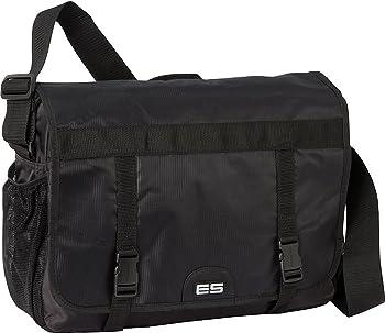 Eastsport Double Buckle Laptop Messenger Bag
