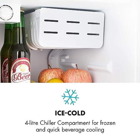 Klarstein Cool Kid Nevera de bebidas - Mininevera, Minibar, 66 ...