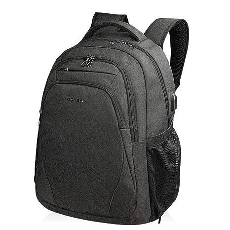KROSER Laptop Backpack 15.6 Inch Computer Backpack School Backpack Casual  Daypack Water-Repellent Laptop Bag bed2b770c8f02