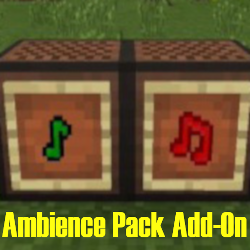 Ambience Pack Add-On For Minecraft PE