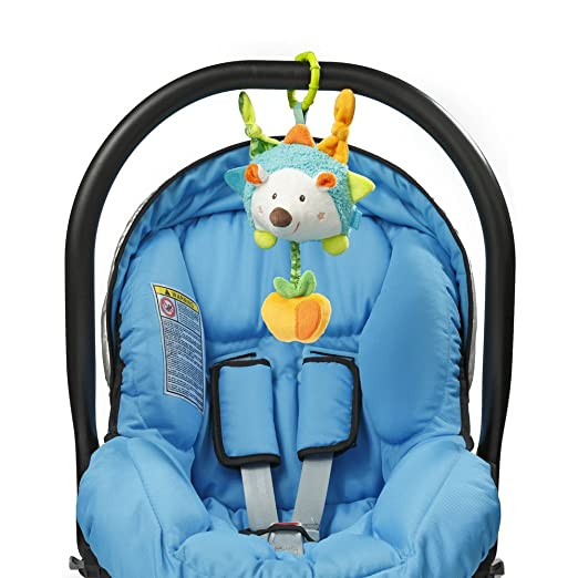 Amazon.com: Fehn – dormir bosque erizo con vibración: Baby
