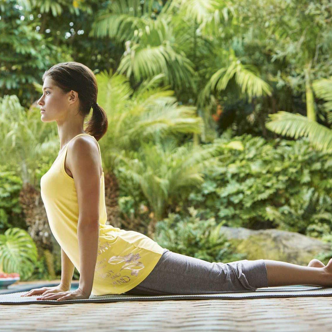 Crivit® Mujer Wellness de Top, todo el año, mujer, color ...