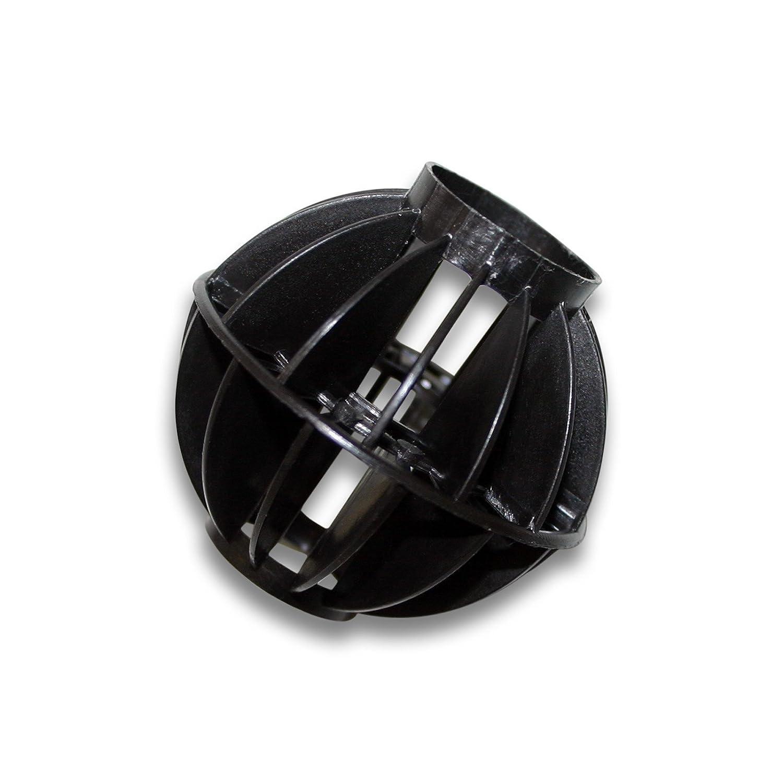 SunSun 20x Aquarium Bio Ball Ø40mm zur Besiedlung durch nitrifizierende Bakterien im Filter